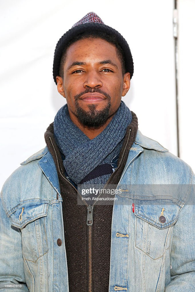 Actor Amari Cheatom attends Day 4 of Village At The Lift 2013 on January 21, 2013 in Park City, Utah.