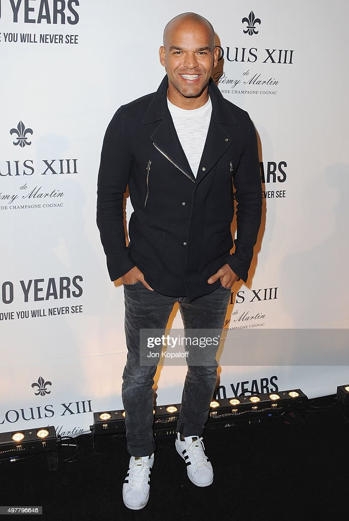 """LOUIS XIII Toasts To """"100 Years: The Movie You Will Never See"""" - Arrivals"""