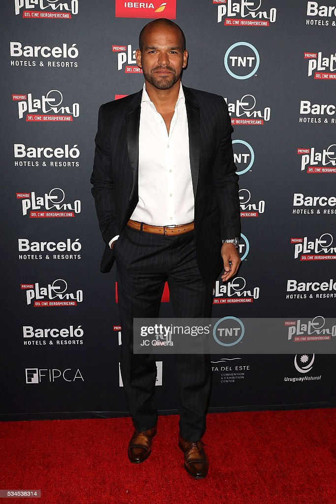 Actor Amaury Nolasco attends the nomination announcement for The 3rd Annual Premios Platino of Iberoamerican Cinema at The London on May 26, 2016 in West Hollywood, California.