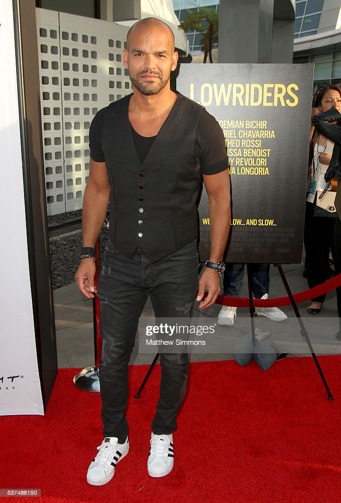 "2016 LA Film Festival Opening Night Premiere Of ""Lowriders"" - Arrivals"
