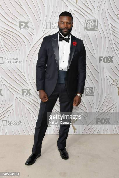 Actor Amin Joseph attends FOX Broadcasting Company Twentieth Century Fox Television FX And National Geographic 69th Primetime Emmy Awards After Party...