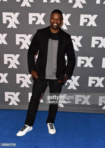 Actor Amin Joseph attends the FX 2017 Summer TCA Tour at The Beverly Hilton Hotel on August 9 2017 in Beverly Hills California