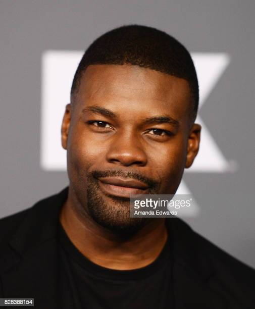 Actor Amin Joseph attends the FX Networks 2017 Summer TCA Tour at The Beverly Hilton Hotel on August 9 2017 in Beverly Hills California