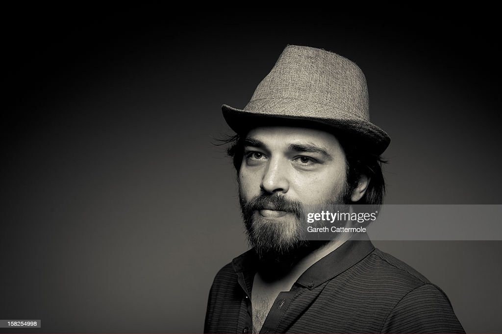 Actor Ammar el Hajj during a portrait session on day four of the 9th Annual Dubai International Film Festival held at the Madinat Jumeriah Complex on December 12, 2012 in Dubai, United Arab Emirates.