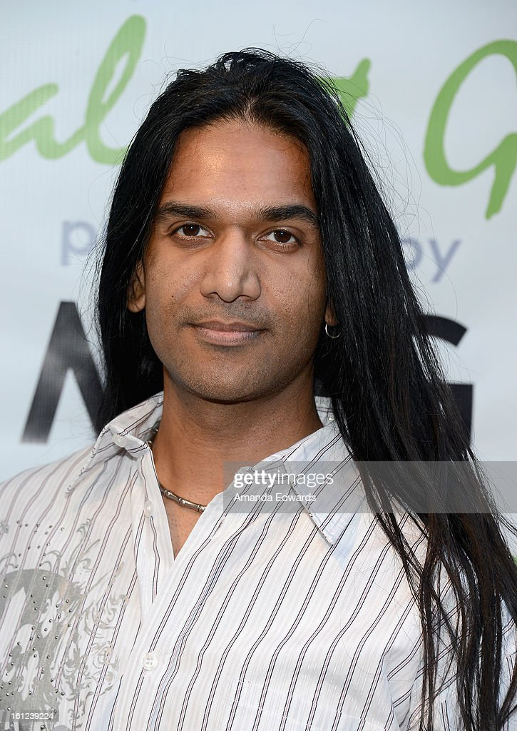 Actor Anand Bhatt attends the GRAMMY Gift Lounge during the 55th Annual GRAMMY Awards at STAPLES Center on February 9, 2013 in Los Angeles, California.