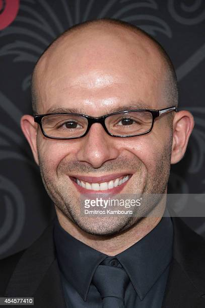 Actor Anatol Yusef attends HBO's 'Boardwalk Empire' Season Five New York Premiere at Ziegfeld Theatre on September 3 2014 in New York City
