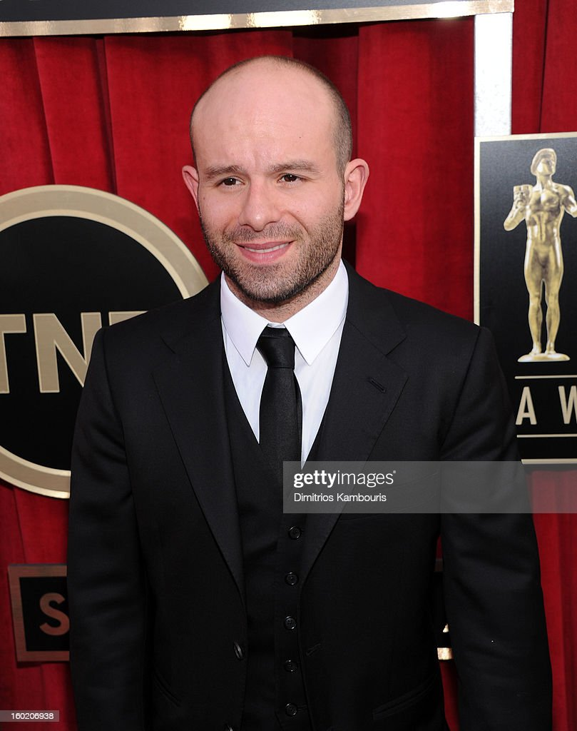 Actor Anatol Yusef attends the 19th Annual Screen Actors Guild Awards at The Shrine Auditorium on January 27, 2013 in Los Angeles, California. (Photo by Dimitrios Kambouris/WireImage) 23116_013_0792.jpg