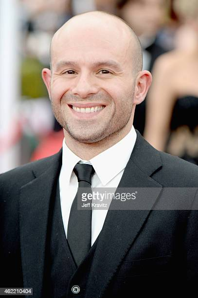 Actor Anatol Yusef attends the 21st Annual Screen Actors Guild Awards at The Shrine Auditorium on January 25 2015 in Los Angeles California