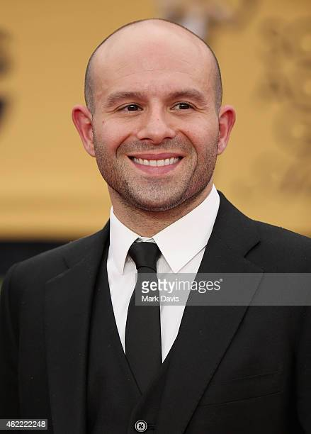 Actor Anatol Yusef attends TNT's 21st Annual Screen Actors Guild Awards at The Shrine Auditorium on January 25 2015 in Los Angeles California...