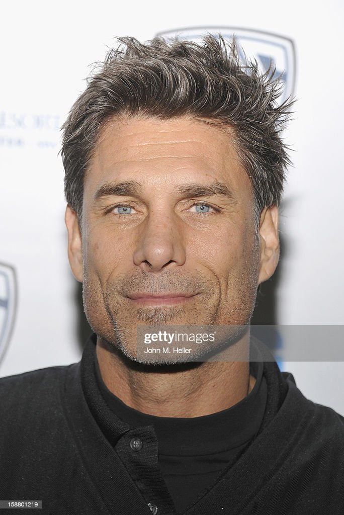 Actor and artist James Hyde attends the first annual Rose Bowl Golf Classic at the Pacific Palms Resort & Hotel on December 29, 2012 in City of Industry, California.