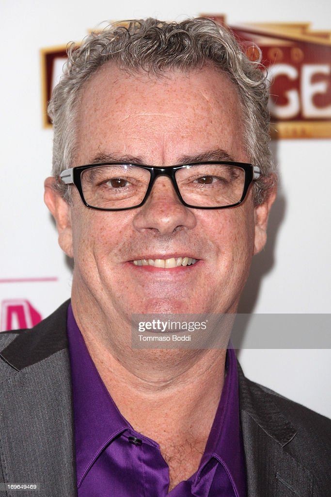 Actor and cast member <a gi-track='captionPersonalityLinkClicked' href=/galleries/search?phrase=Joe+Hart&family=editorial&specificpeople=1295472 ng-click='$event.stopPropagation()'>Joe Hart</a> attends the 'Priscilla Queen Of The Desert' Los Angeles opening night held at the Pantages Theatre on May 29, 2013 in Hollywood, California.