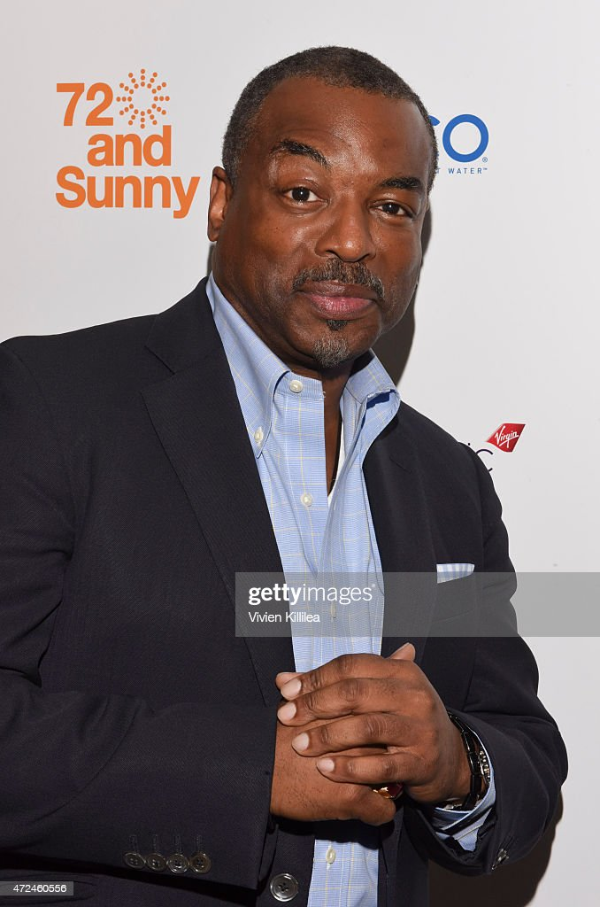 Actor and cofounder of Reading Rainbow LeVar Burton attends Fast Company Hosts First-Ever LA Creativity Counter Conference at 72andSunny on May 7, 2015 in Los Angeles, California.