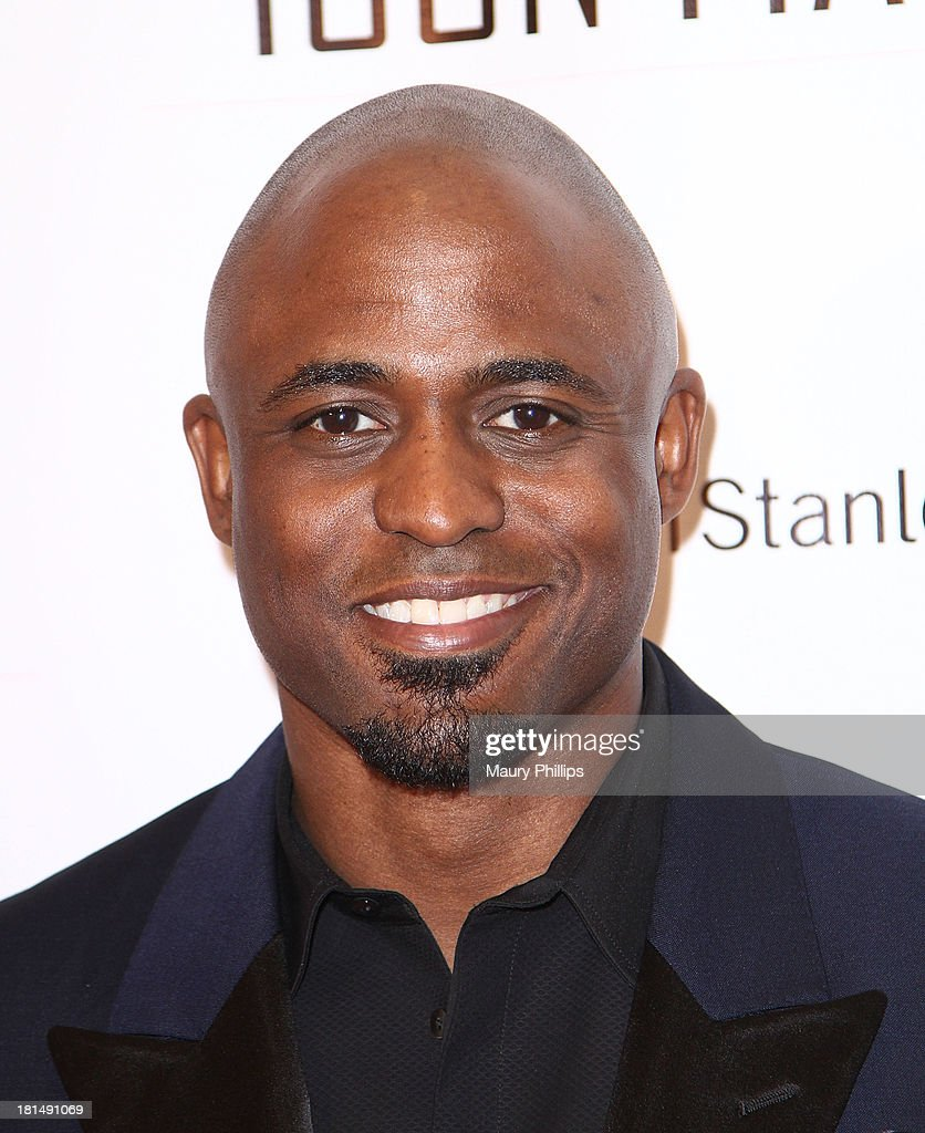 Actor and co-host of ICON MANN's Black Men in Entertainment & Multimedia Pre-Emmy Dinner Wayne Brady arrives at the ICON MANN's Black Men in Entertainment & Multimedia Pre-Emmy Dinner on September 20, 2013 in Beverly Hills, California.