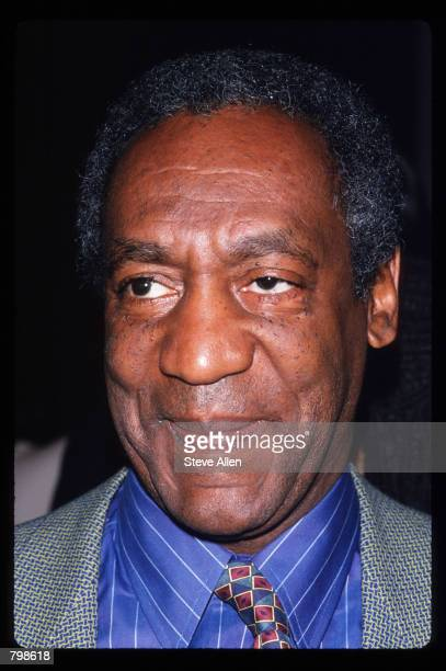 Actor and comedian Bill Cosby poses for pictures May 17 1993 in New York City Cosby was the first black man to have a lead role opposite a white man...