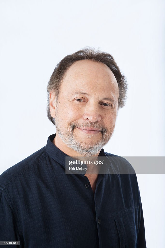Actor and comedian <a gi-track='captionPersonalityLinkClicked' href=/galleries/search?phrase=Billy+Crystal&family=editorial&specificpeople=202497 ng-click='$event.stopPropagation()'>Billy Crystal</a> is photographed for Los Angeles Times on March 27, 2015 in Los Angeles, California. PUBLISHED IMAGE.