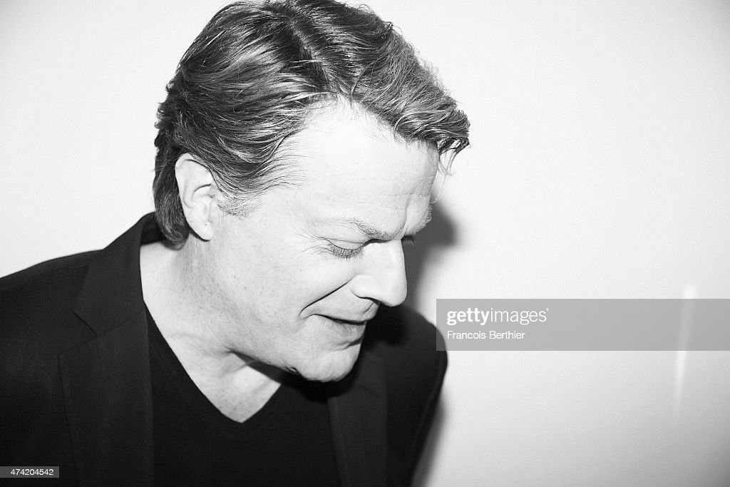 Actor and comedian Eddie Izzard is photographed on May 16, 2015 in Cannes, France.