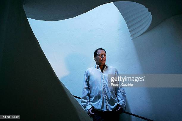 Actor and comedian Garry Shandling is photographed for Los Angeles Times on April 6 2007 in Los Angeles California PUBLISHED IMAGE CREDIT MUST READ...