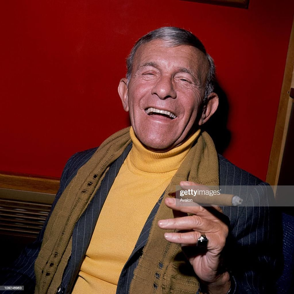 Actor and Comedian. <a gi-track='captionPersonalityLinkClicked' href=/galleries/search?phrase=George+Burns+-+Actor&family=editorial&specificpeople=90939 ng-click='$event.stopPropagation()'>George Burns</a> Born New York, USA, .