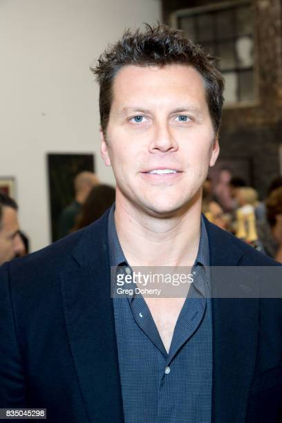 Actor and Comedian Hayes Macarthur attends the Art Of Elysium 20th Anniversary Celebration at therethere on August 17 2017 in Los Angeles California
