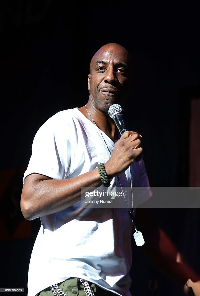 Actor and comedian JB Smoove performs at Hot 97's April Fool's Comedy Show at The Theater at Madison Square Garden on April 1, 2013, in New York City.