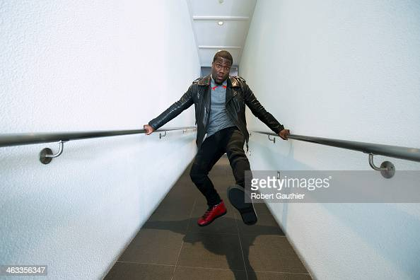Actor and comedian Kevin Hart is photographed for Los Angeles Times on January 4 2014 in Beverly Hills California PUBLISHED IMAGE CREDIT MUST READ...