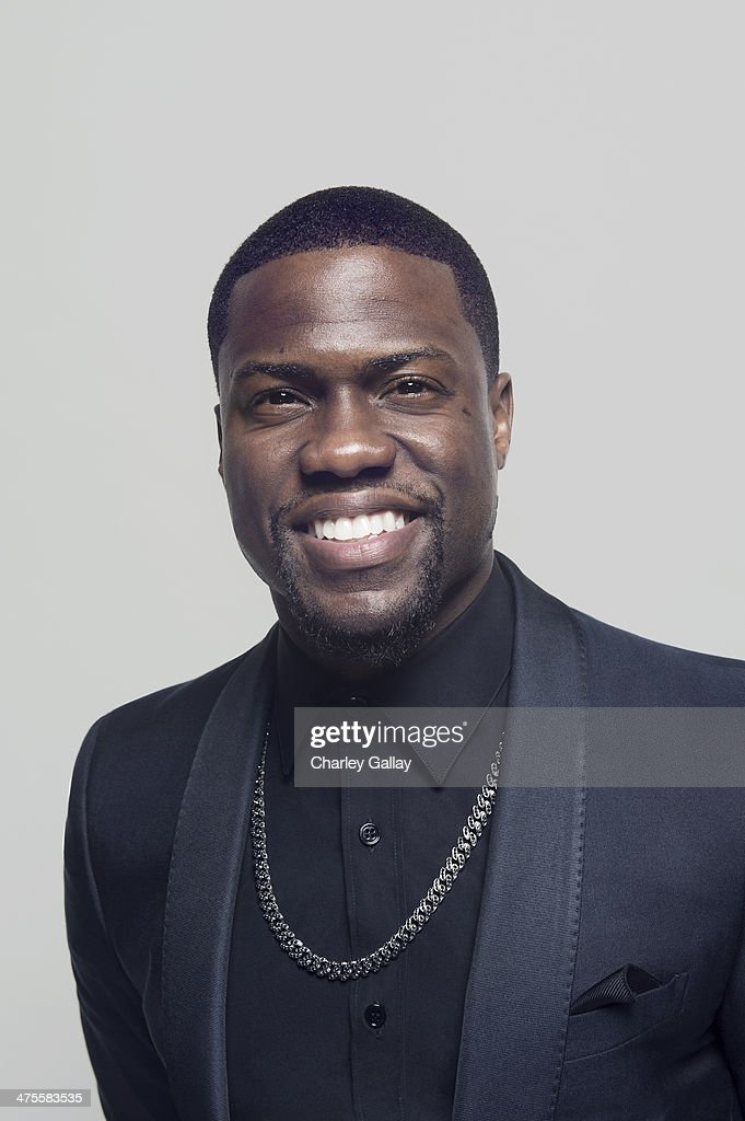 Actor and comedian <a gi-track='captionPersonalityLinkClicked' href=/galleries/search?phrase=Kevin+Hart+-+Actor&family=editorial&specificpeople=4538838 ng-click='$event.stopPropagation()'>Kevin Hart</a> is photographed for Self Assignment on February 22, 2014 in Los Angeles, California.