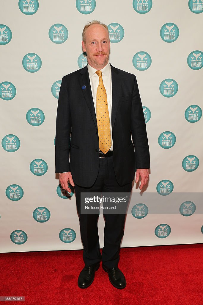 Actor and comedian <a gi-track='captionPersonalityLinkClicked' href=/galleries/search?phrase=Matt+Walsh+-+Actor&family=editorial&specificpeople=13491249 ng-click='$event.stopPropagation()'>Matt Walsh</a> attends the 6th Annual Shorty Awards on April 7, 2014 in New York City.