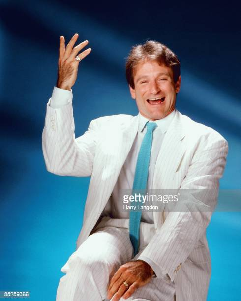 Actor and comedian Robin Williams poses for a portrait circa 1999 in Los Angeles California