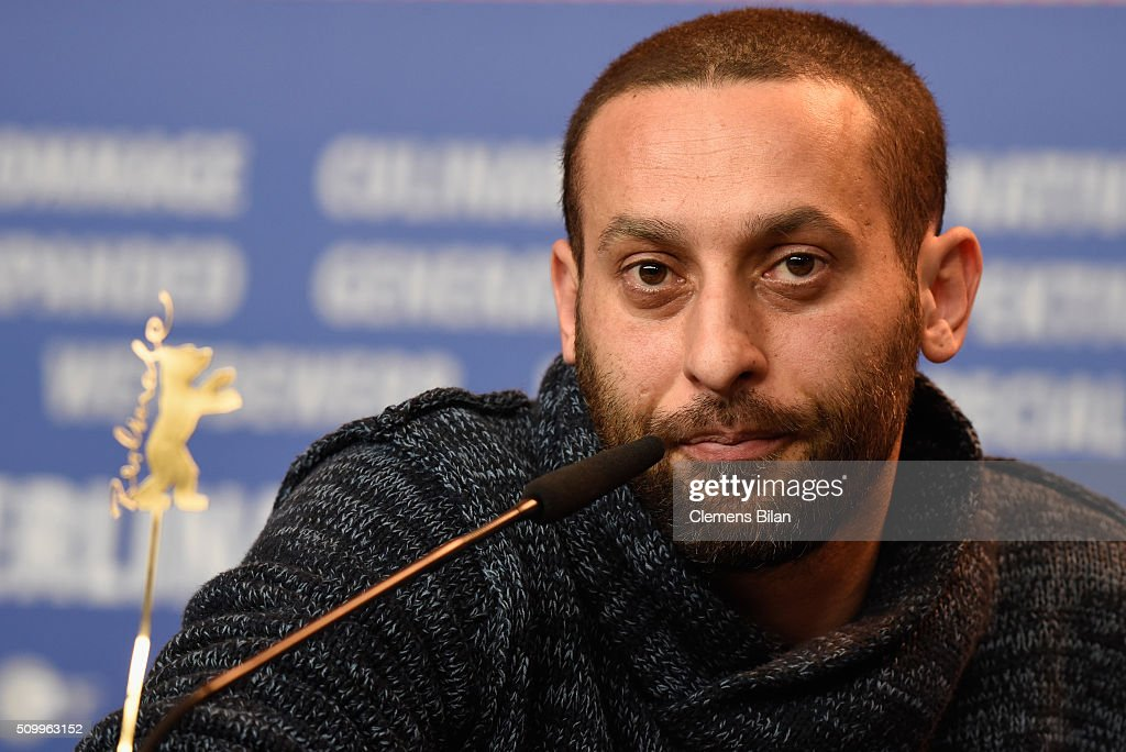 Actor and co-writer Tamer Nafar attends the 'Junction 48' photo call during the 66th Berlinale International Film Festival Berlin at Grand Hyatt Hotel on February 13, 2016 in Berlin, Germany.