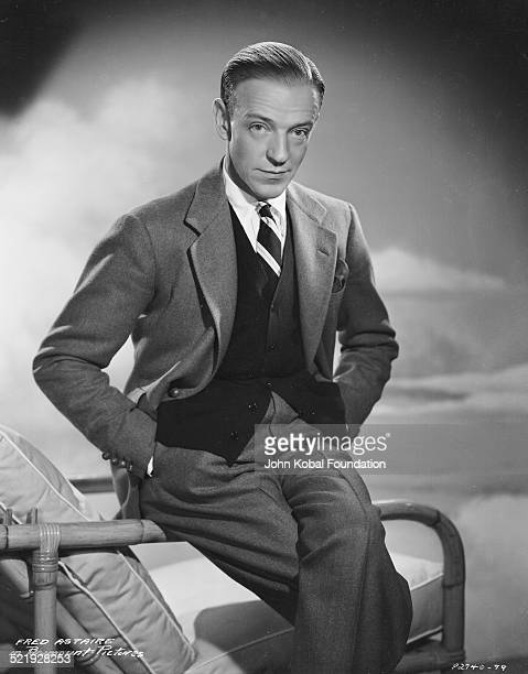 Actor and dancer Fred Astaire for Paramount Pictures in a promotional shot for the movie 'Holiday Inn' 1942