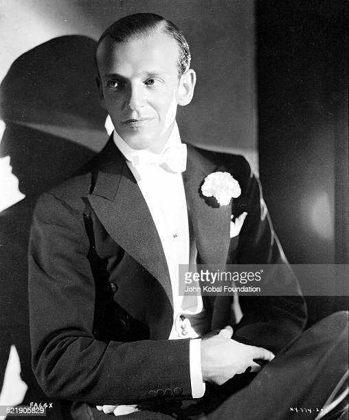 Actor and dancer Fred Astaire for RKO Pictures in a promotional shot for the movie 'Carefree' 1938