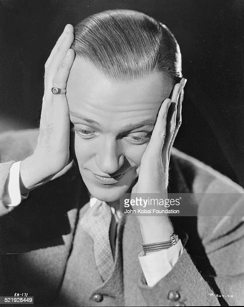 Actor and dancer Fred Astaire for RKO Pictures in a promotional shot for the movie 'Roberta' 1935