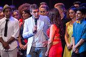 Antonio Banderas Receives Award in Malaga