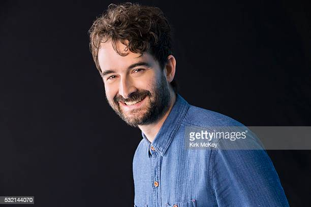 Actor and director Jay Duplass is photographed for Los Angeles Times on May 4 2016 in Los Angeles California PUBLISHED IMAGE CREDIT MUST READ Kirk...