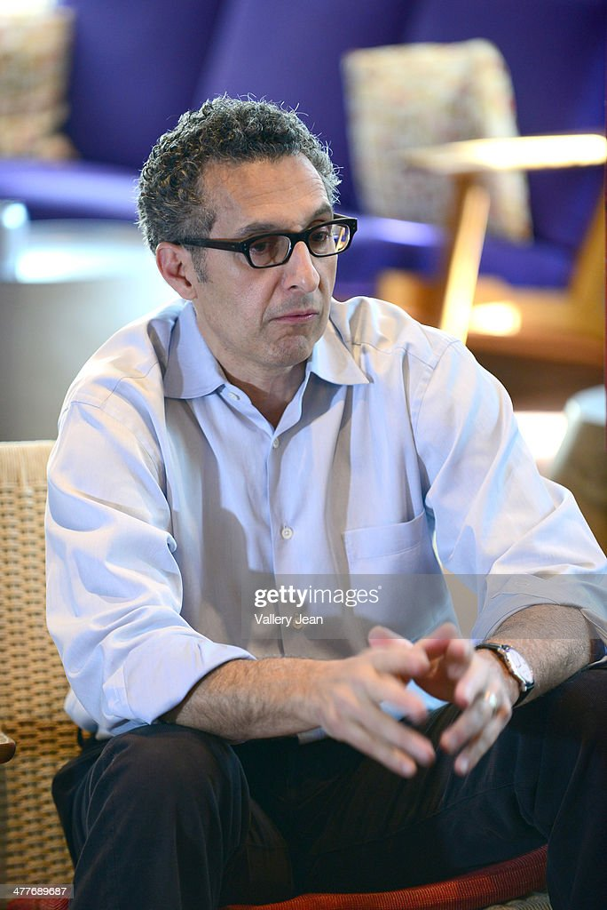 Actor and director John Turturro attends Miami International Film Festival 2014 press junket for 'Fading Gigolo' at The Standard on March 10, 2014 in Miami Beach, Florida.