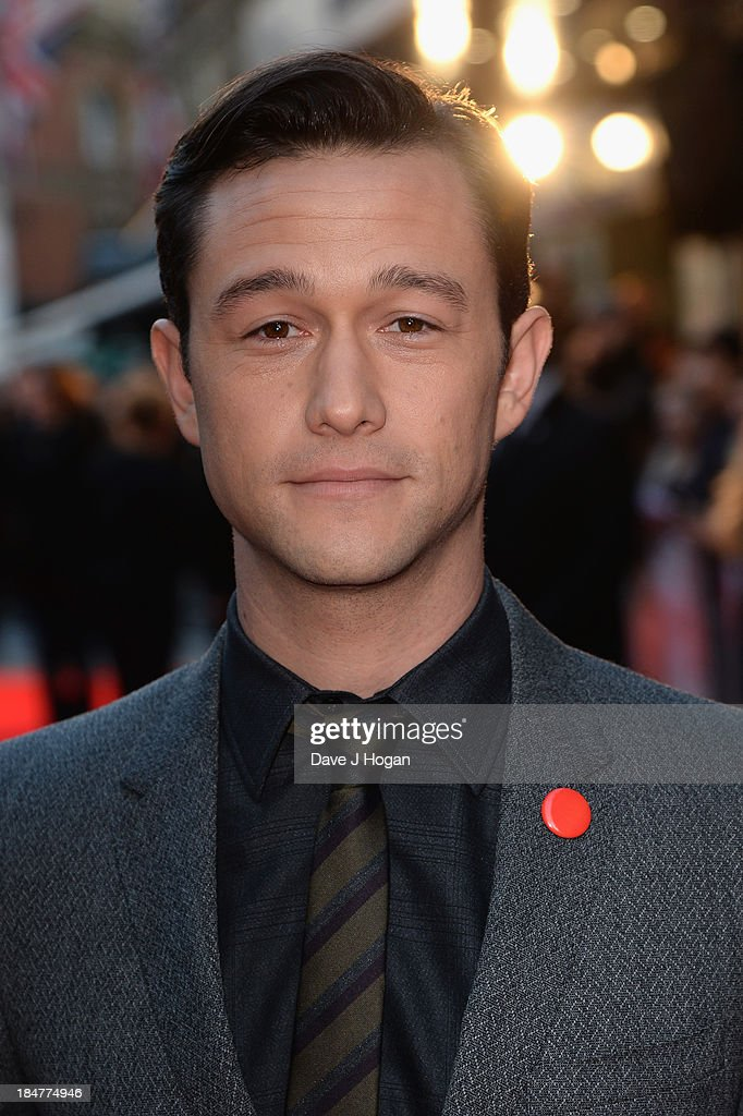 Actor and director <a gi-track='captionPersonalityLinkClicked' href=/galleries/search?phrase=Joseph+Gordon-Levitt&family=editorial&specificpeople=213632 ng-click='$event.stopPropagation()'>Joseph Gordon-Levitt</a> attends a screening of 'Don Jon' during the 57th BFI London Film Festival at Odeon West End on October 16, 2013 in London, England.