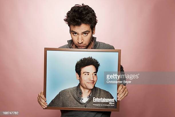 Actor and director Josh Radnor is photographed at the Sundance Film Festival for Entertainment Weekly Magazine on January 22 2013 in Park City Utah