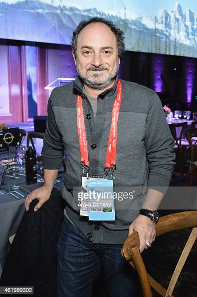 Actor and director Kevin Pollak attends the An Artist At The Table Dinner Program during the 2015 Sundance Film Festival on January 22 2015 in Park...