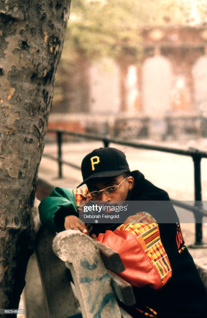 Actor and Director Spike Lee poses for a portrait in 1989 in New York City, New York.