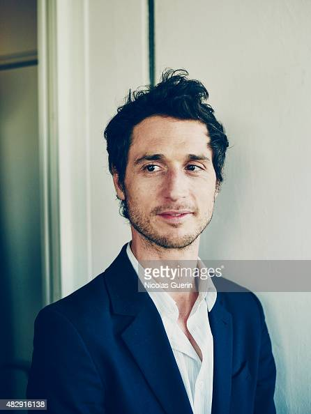 Actor and film director Jeremie Elkaim are photographed on May 19 2015 in Cannes France