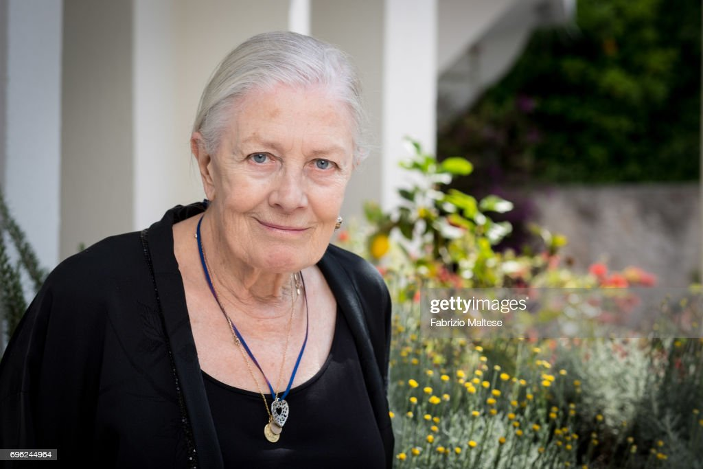 Actor and film director Vanessa Redgrave is photographed for the Hollywood Reporter on May 18, 2017 in Cannes, France.