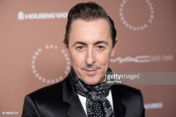 Actor and host Alan Cumming attends the Housing Works Ground Breaker Awards Dinner at Metropolitan Pavilion on April 26 2017 in New York City