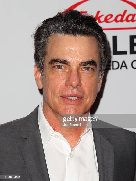 Actor and IMF Honorary Committee member Peter Gallagher attends the International Myeloma Foundation's 6th Annual Comedy Celebration hosted by Ray...