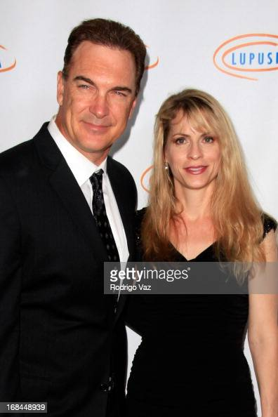 Patrick Warburton Wife Stock Photos and Pictures   Getty ...