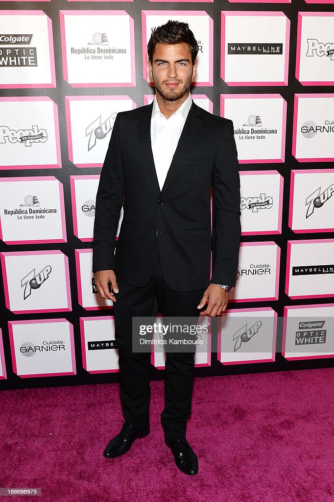 Actor and model Maxi Iglesias attends People En Espanol's 50 Most Beautiful 2013 at Marquee on May 13, 2013 in New York City.