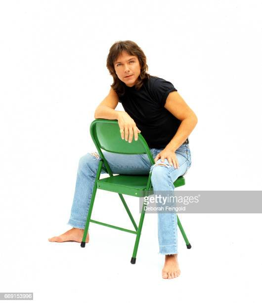 Actor and musician David Cassidy poses for a portrait in 1985 in New York City New York