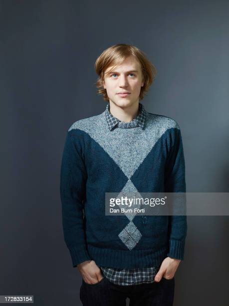 Actor and musician Johnny Flynn is photographed for the Independent on March 11 2013 in London England