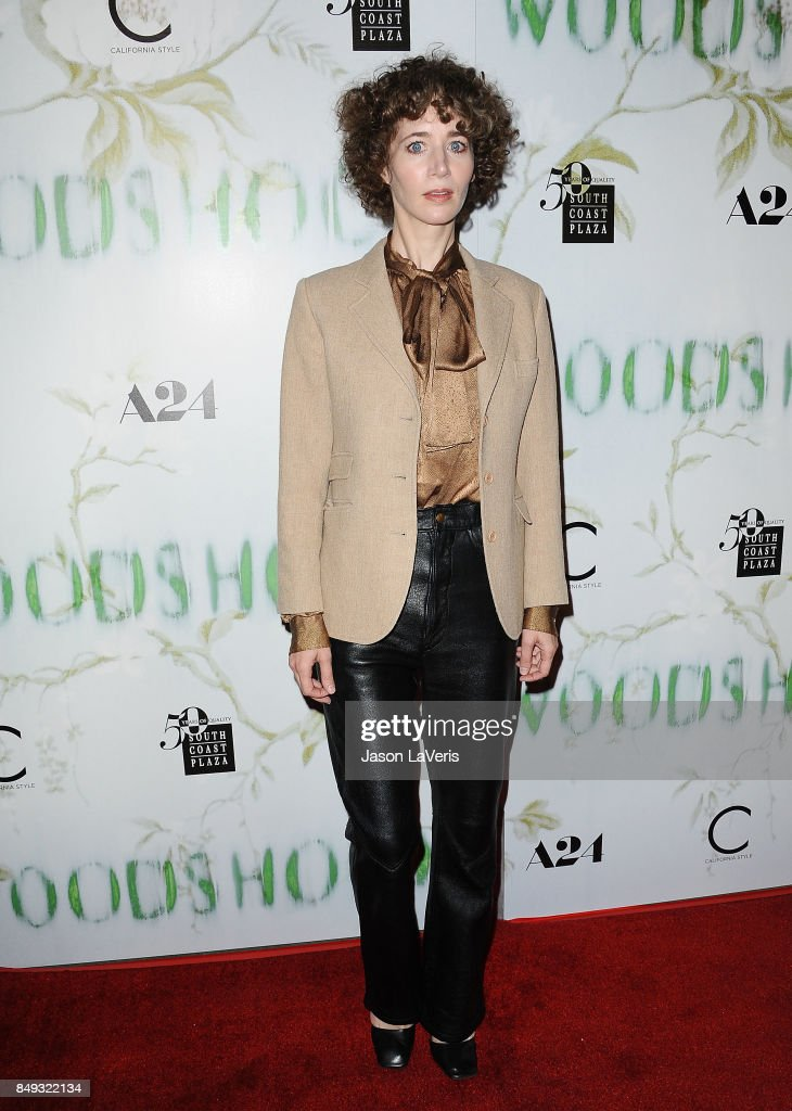 Actor and musician Miranda July attends the premiere of 'Woodshock' at ArcLight Cinemas on September 18, 2017 in Hollywood, California.
