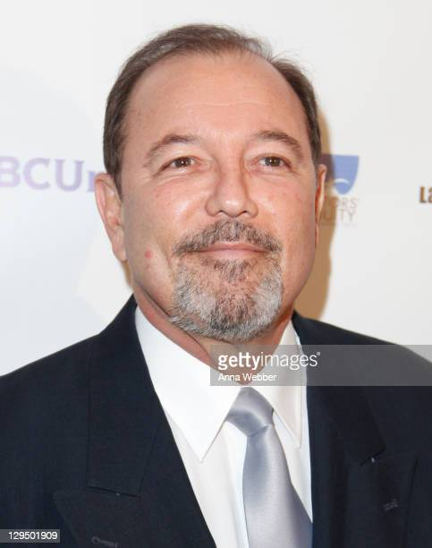 Actor and musician Ruben Blades attends the 2011 HOLA Awards Gala at Battery Park on October 17 2011 in New York City