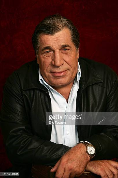 Actor and presenter JeanPierre Castaldi